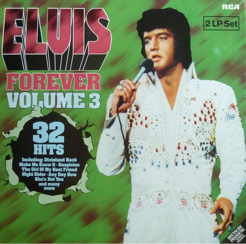 ELVIS FOREVER Vol. 3  Elvisforever382front31uzg