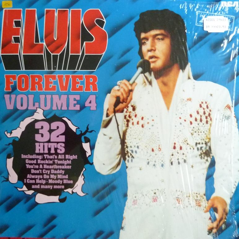 ELVIS FOREVER Vol. 4  Elvisforever487frontzduel