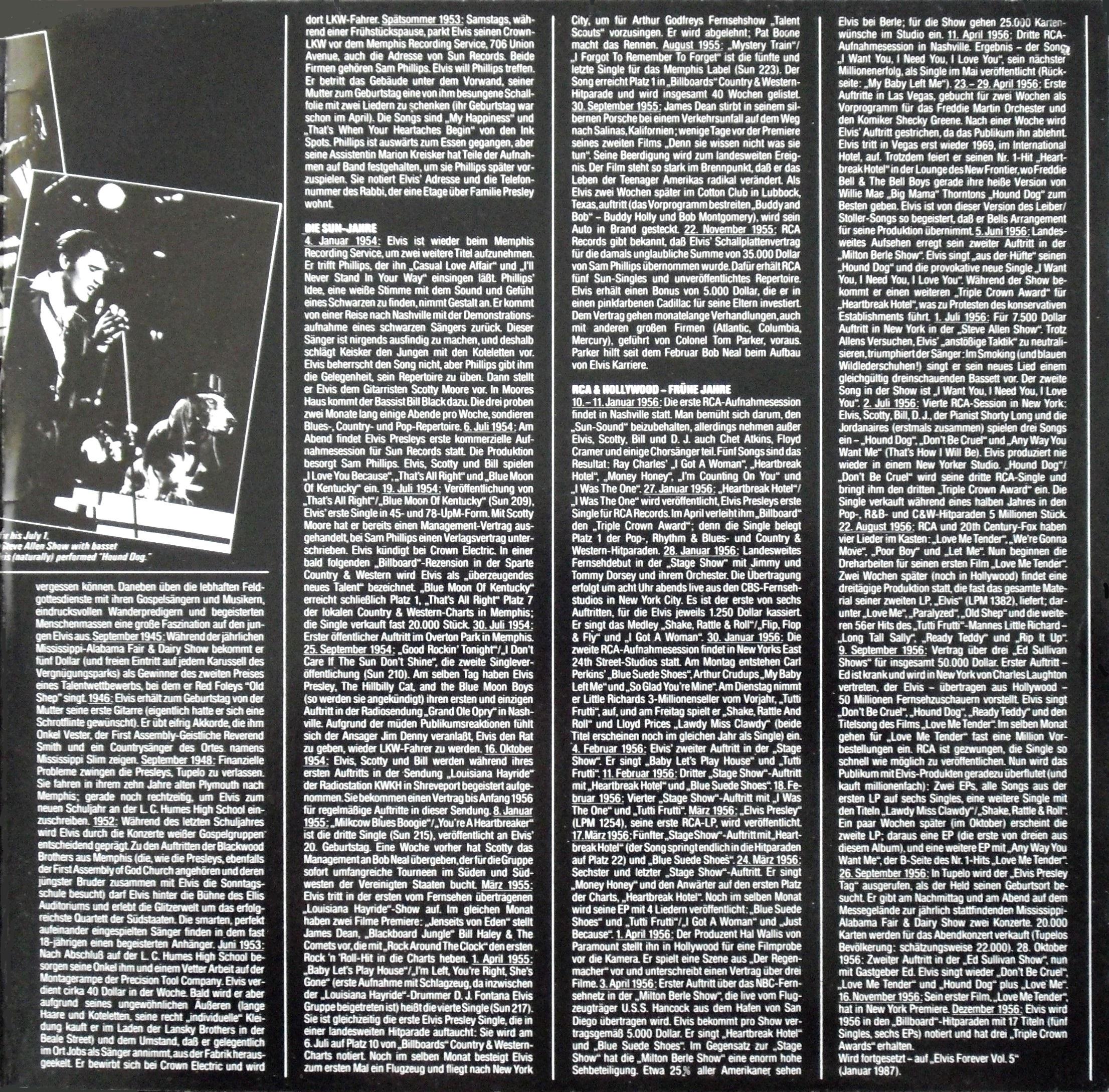 ELVIS FOREVER Vol. 4  Elvisforever487innenrq1ir8