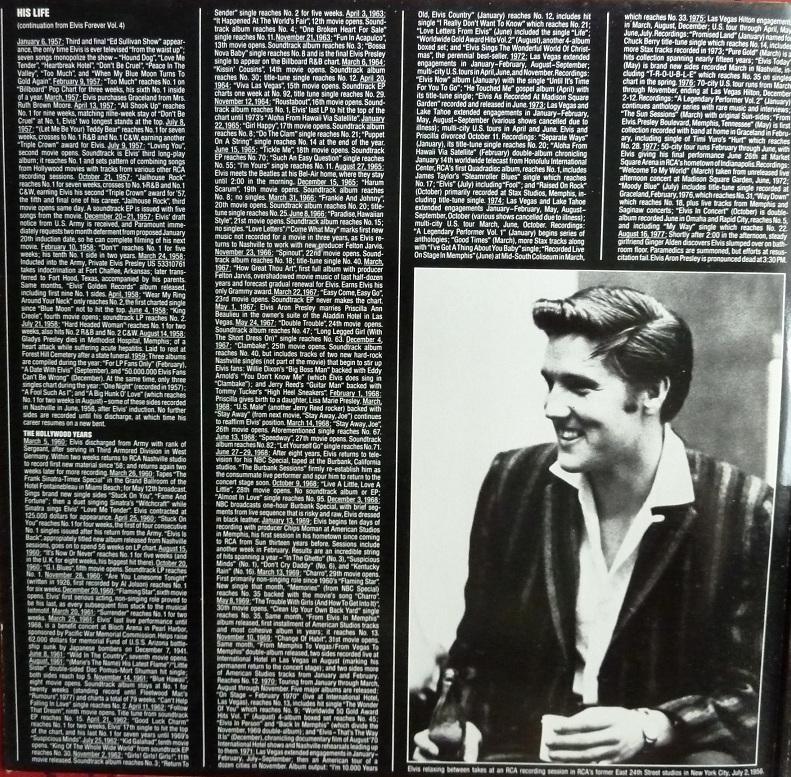 ELVIS FOREVER Vol. 5 Elvisforever587innenlncuxj