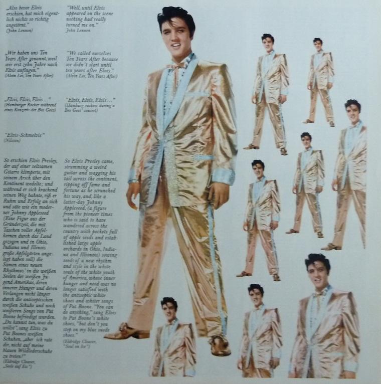 ELVIS FOREVER - 32 HITS Elvisforever74bookletk6fxu
