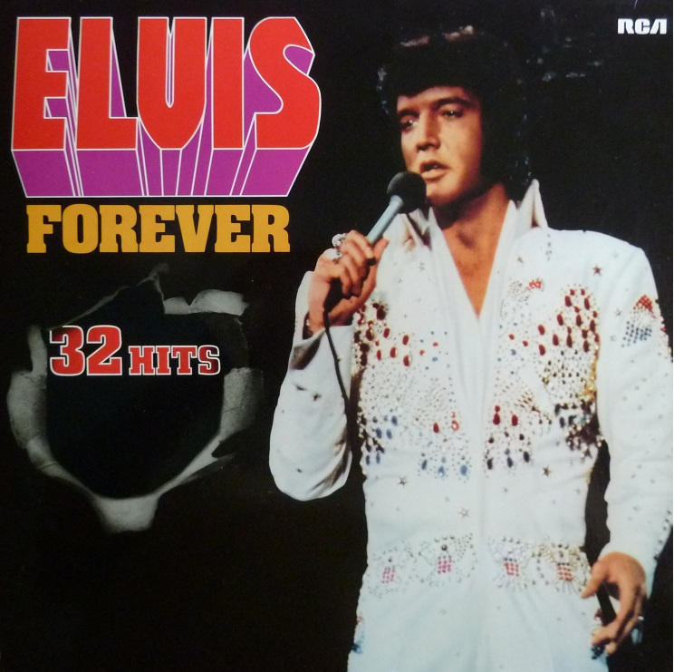 ELVIS FOREVER - 32 HITS Elvisforever77frontt5chd