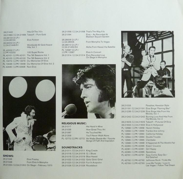 ELVIS FOREVER Vol. 2  Elvisforeverii80innen60iq1
