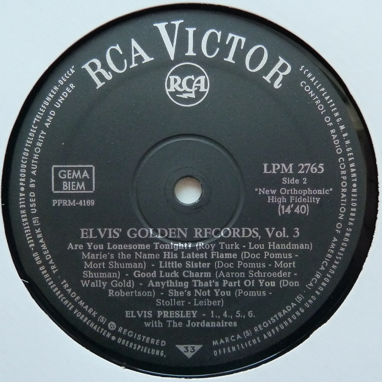 ELVIS' GOLDEN RECORDS VOL. 3 Elvisgoldenrecordsvolhsr57