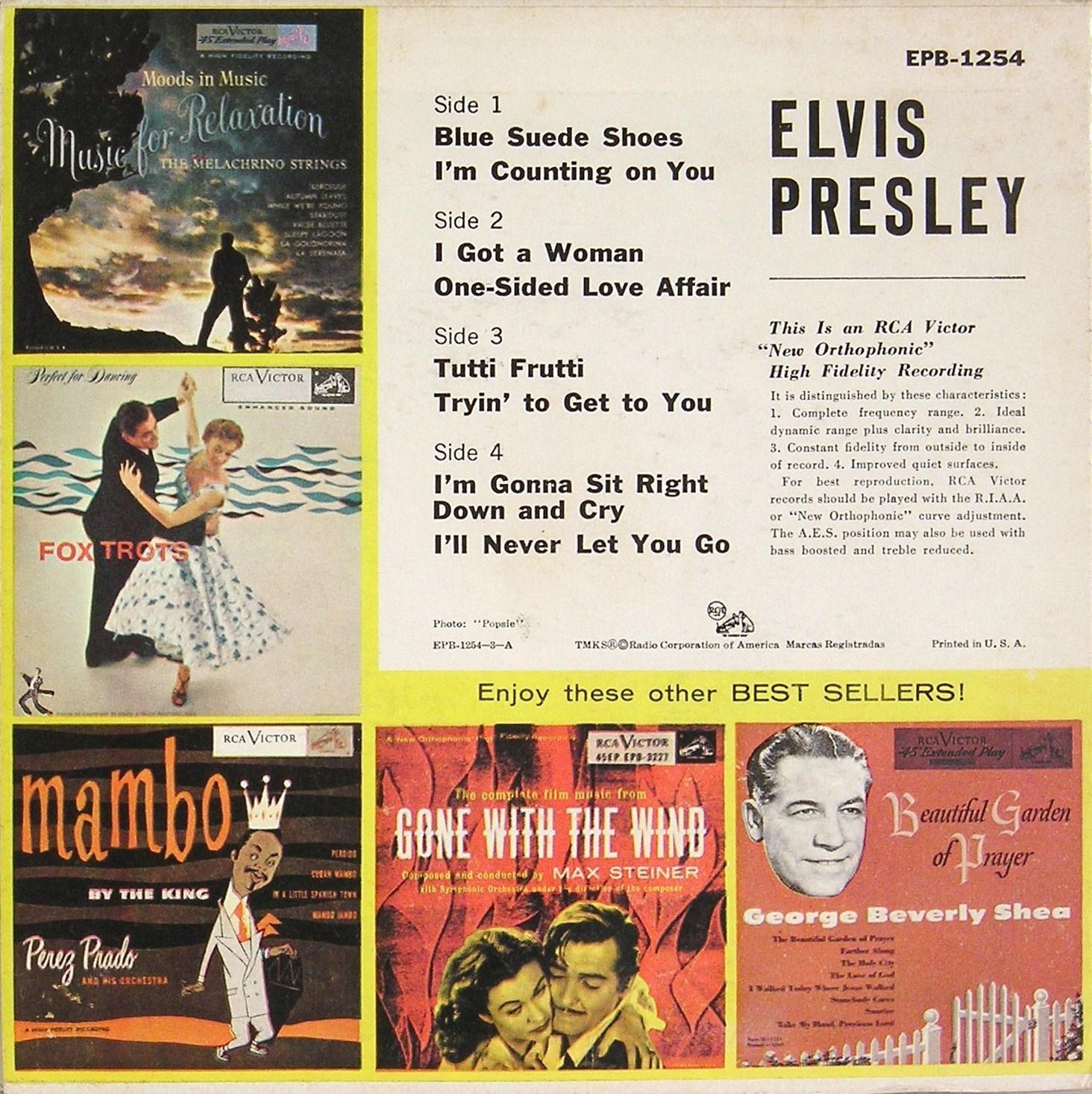 ELVIS PRESLEY Epb1254r0sc2