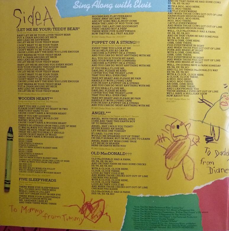 ELVIS SINGS FOR CHILDREN AND GROWNUPS TOO! Esfcagt78innenlinks4duek