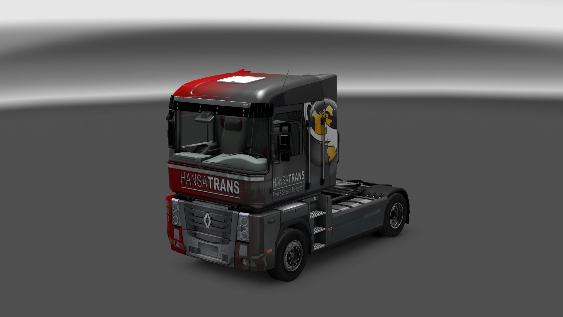 Hansa-Trans  Fern & Spezialtransporte Ets2_00024pikv6