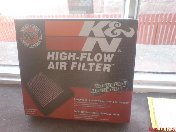Omega 2.0 16V Umbau Filterp8qg