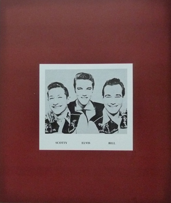 ELVIS, SCOTTY AND BILL - THE FIRST YEAR Firstyearbooklet12opfui
