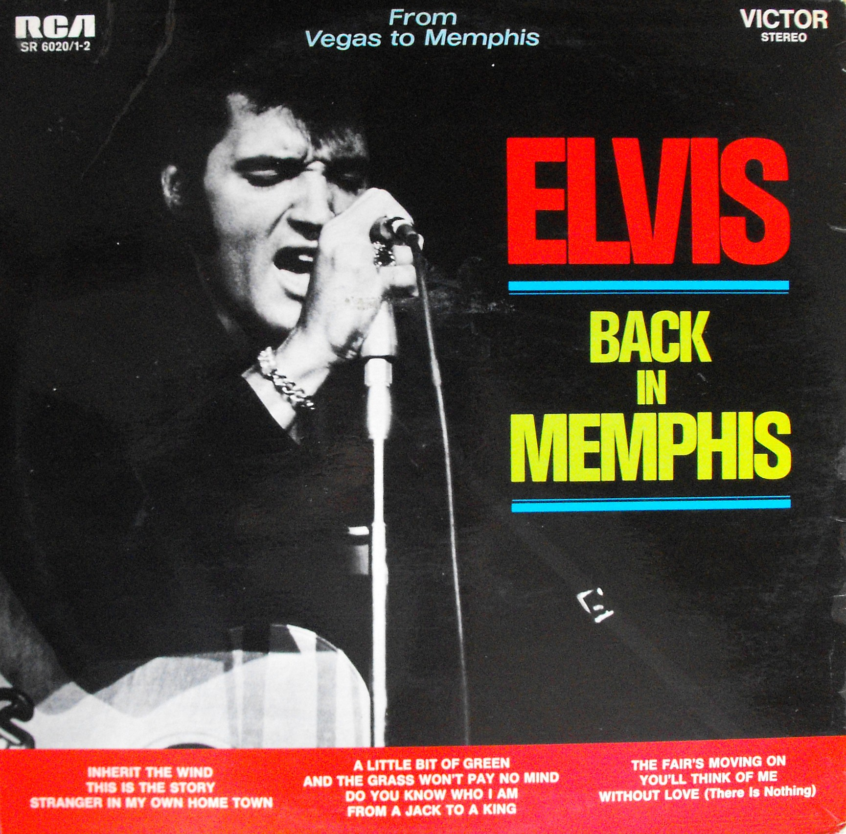 FROM MEMPHIS TO VEGAS / FROM VEGAS TO MEMPHIS Fmtvbackdsurs
