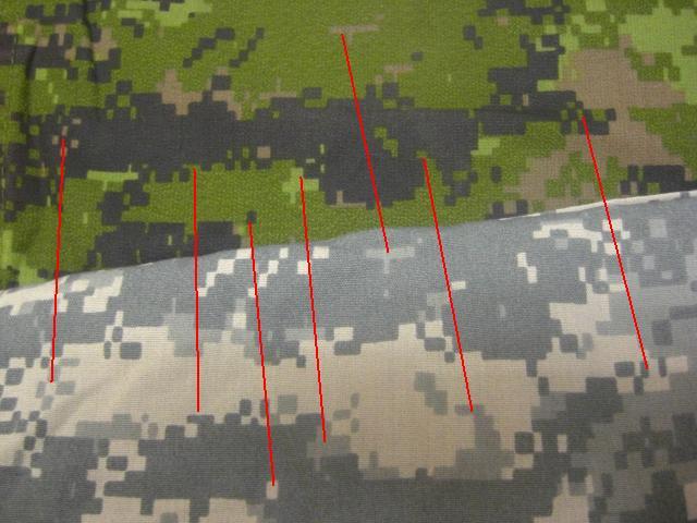 DIGITAL CAMO comparison Forum160155ur7