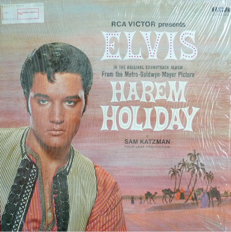 HAREM HOLIDAY Harem85frontf8f34
