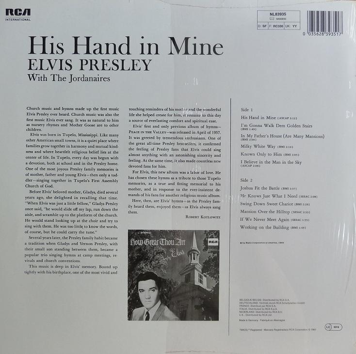 HIS HAND IN MINE Hishandinmine83rckseipzffi