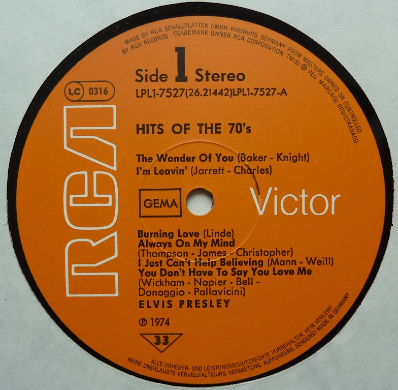 HITS OF THE 70´S Hitsofthe70s77side17ybjd