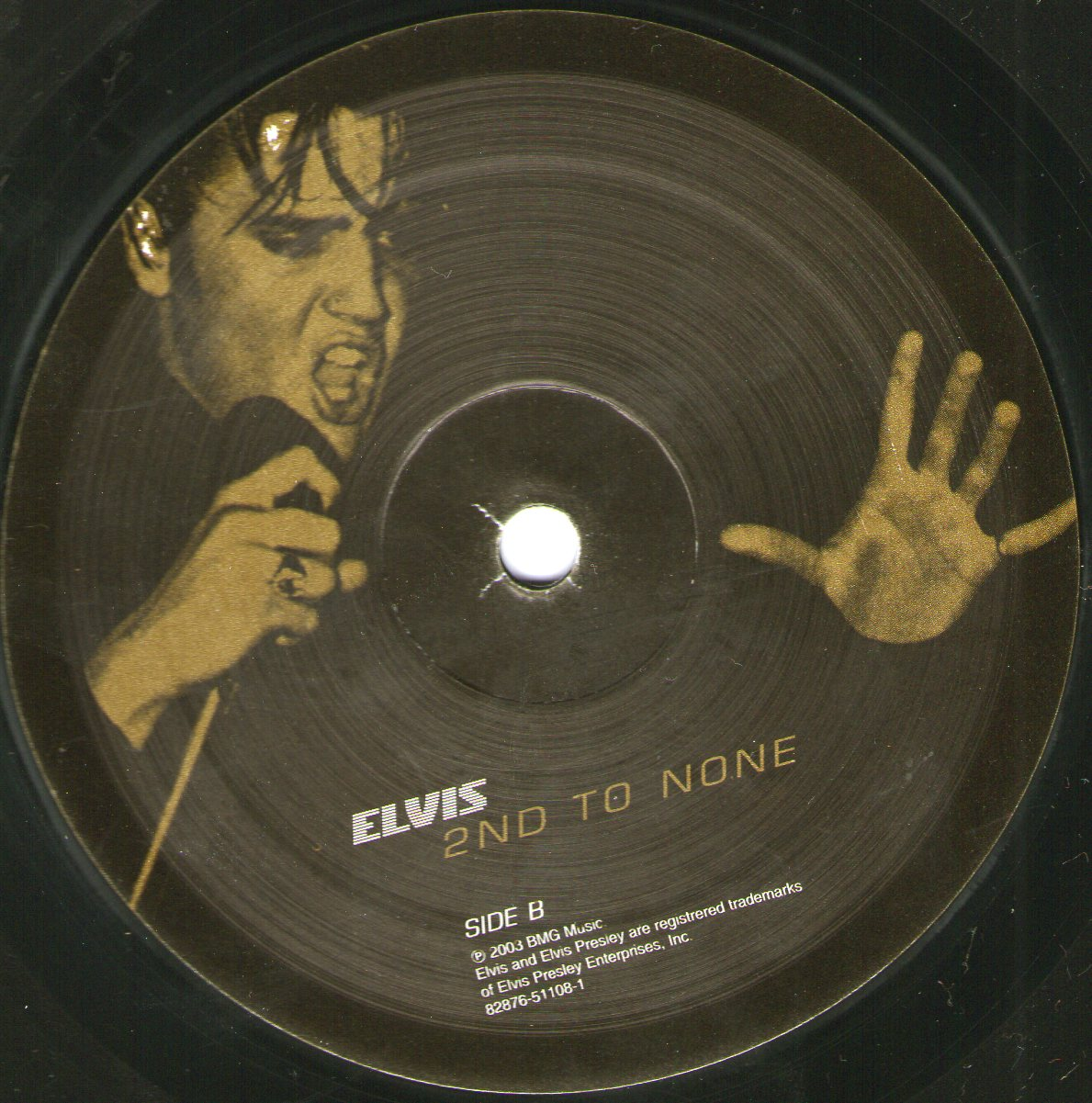 ELVIS 2ND TO NONE Img231e8frt