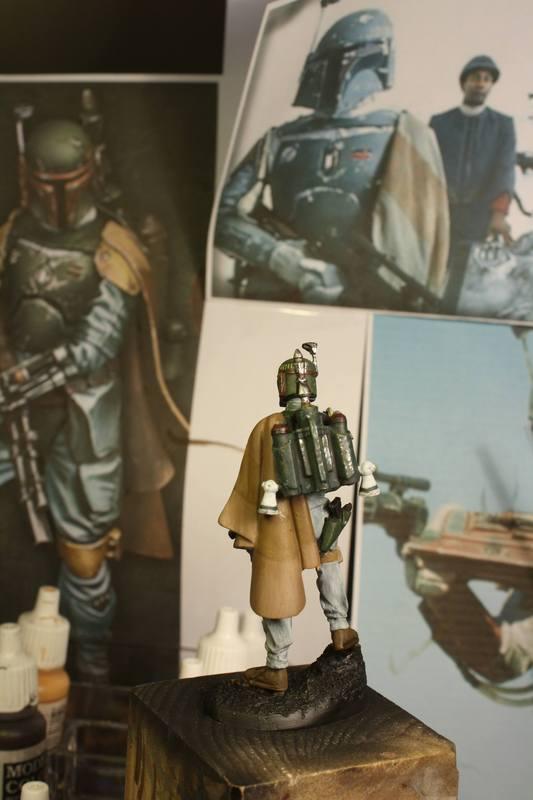 Boba Fett, Knight Models 70mm Img_846700im