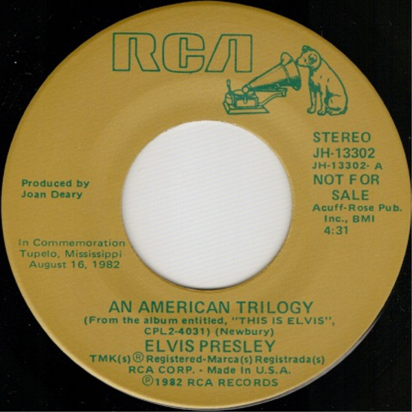 An American Trilogy / The Impossible Dream Inmemo11y1j4z