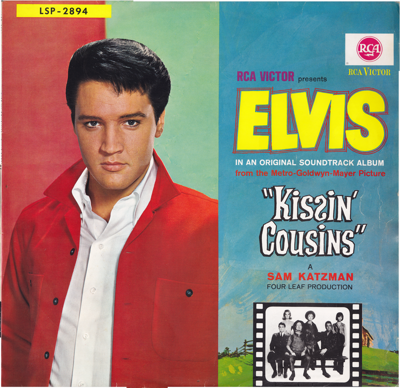 KISSIN`COUSINS Kcfront8ro7y
