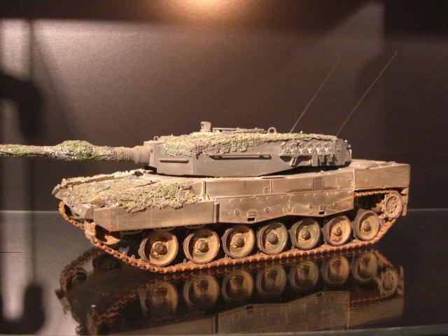 Leopard 2 MBT Austrian Army Leo015ocjz