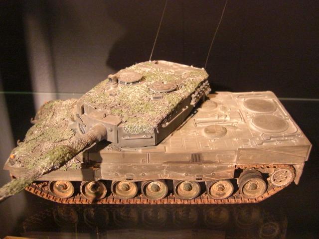 Leopard 2 MBT Austrian Army Leo019yhvf