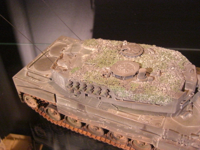 Leopard 2 MBT Austrian Army Leo020pf6l