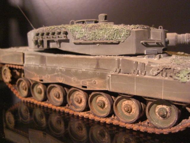 Leopard 2 MBT Austrian Army Leo021ygcq