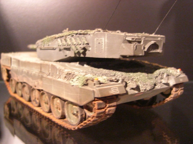 Leopard 2 MBT Austrian Army Leo023hd9h