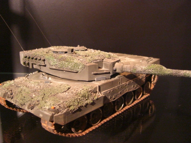 Leopard 2 MBT Austrian Army Leo024kf0i