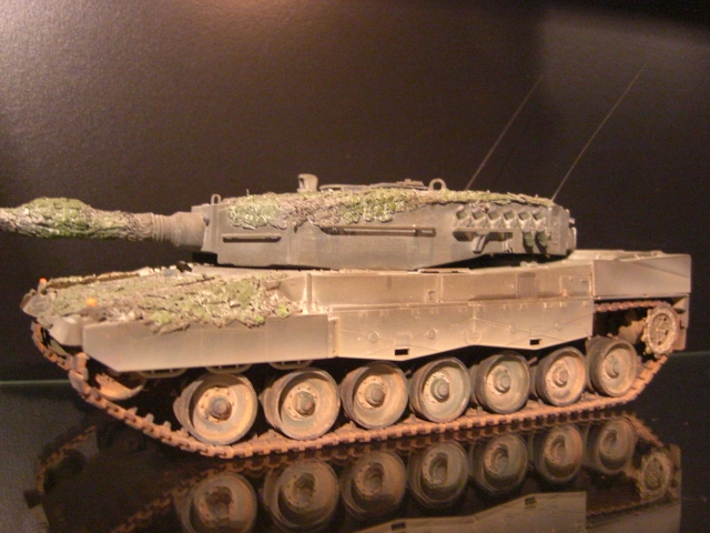 Leopard 2 MBT Austrian Army Leo025h1s0