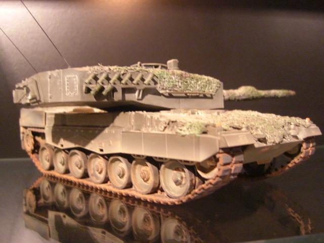 Leopard 2 MBT Austrian Army Leo026p2tq