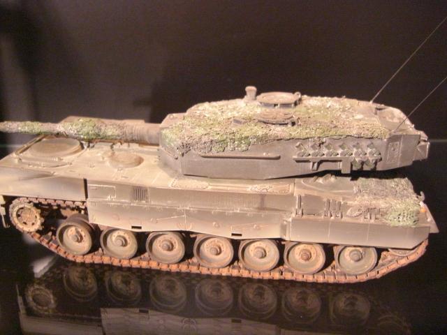Leopard 2 MBT Austrian Army Leo027q4sv