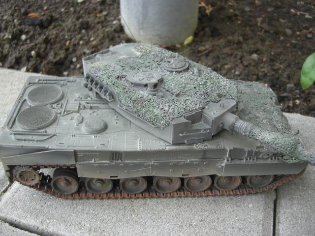Leopard 2 MBT Austrian Army Leo0336g9w