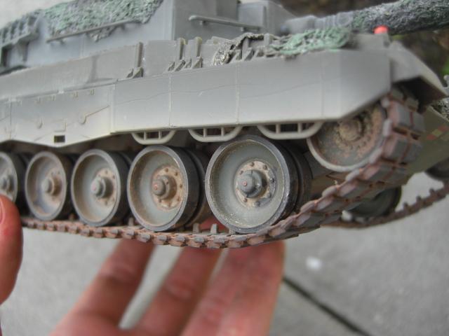 Leopard 2 MBT Austrian Army Leo036ndro