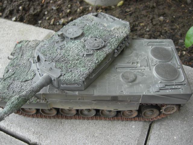 Leopard 2 MBT Austrian Army Leo039veky