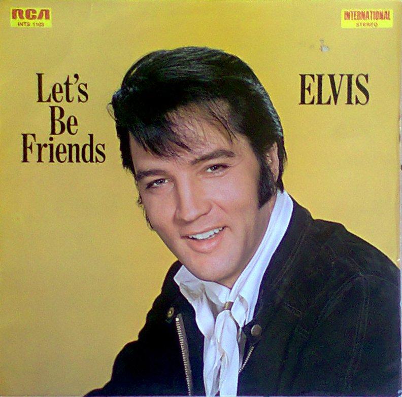 LET'S BE FRIENDS Letsbefriendajiwj