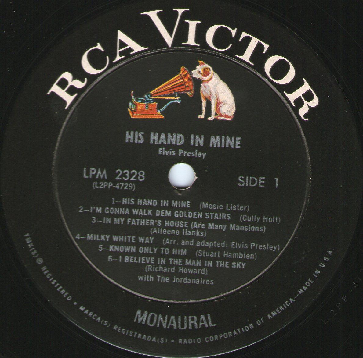 HIS HAND IN MINE Lpm2328-6423ei53