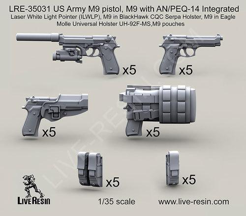 New from Live-Resin..unbeliveble details. Lre35031-set-big3dp9w