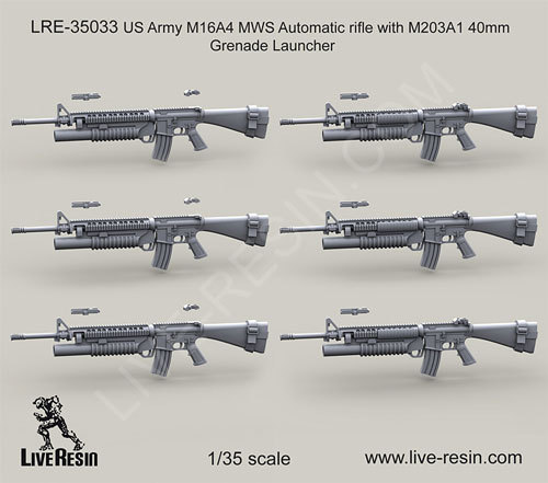 New from Live-Resin..unbeliveble details. Lre35033-set-big20pk0