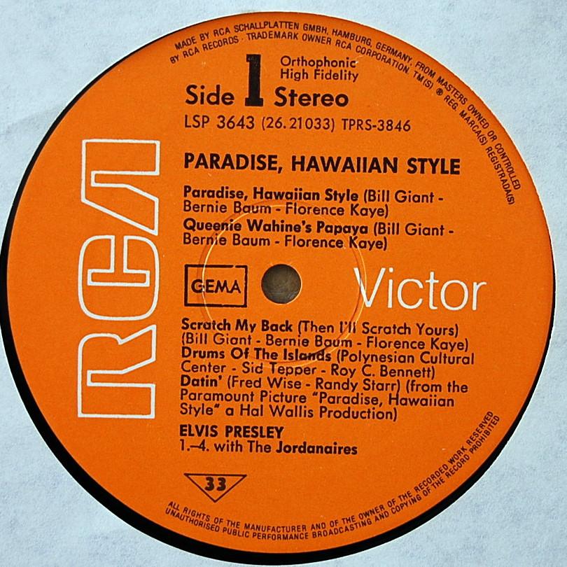 PARADISE, HAWAIIAN STYLE Lsp3643-33lupz