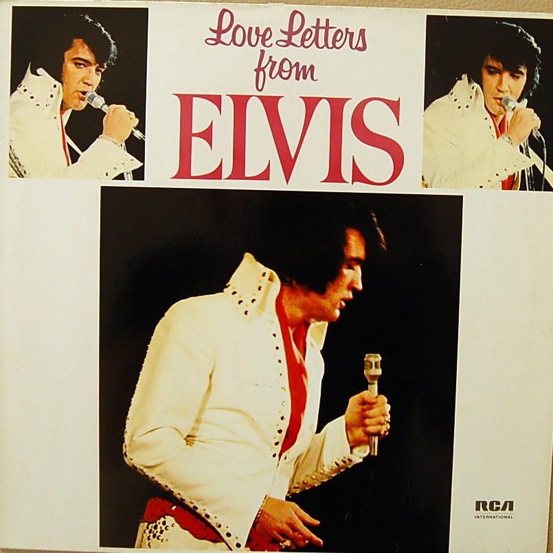 LOVE LETTERS FROM ELVIS Lsp4530-7bhdzg