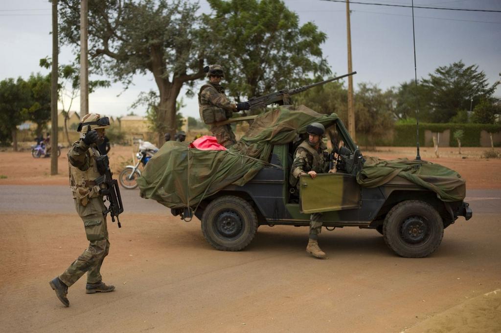 armée de terre Mali162wzup9