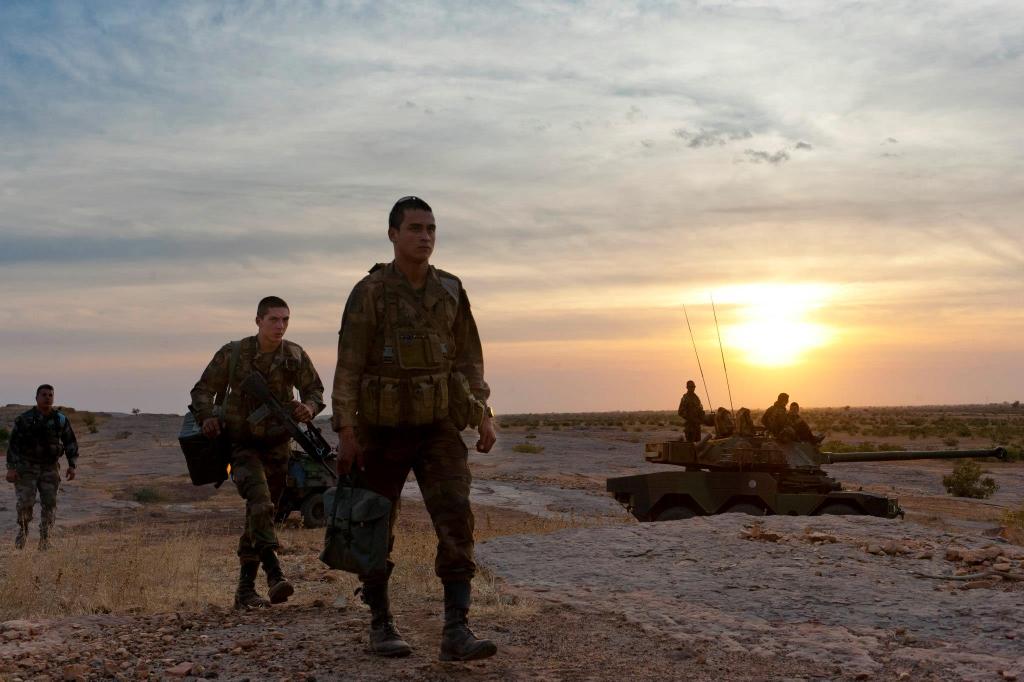 armée de terre Mali92rlews