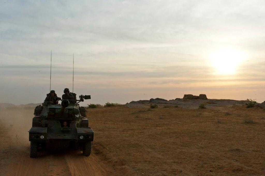 armée de terre Mali97fpi6t
