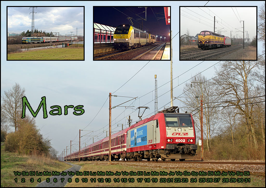 2012 - Une petite revue Marsulpuu