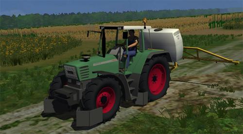 Fendt Farmer 308 Turbomatik Matikjss7