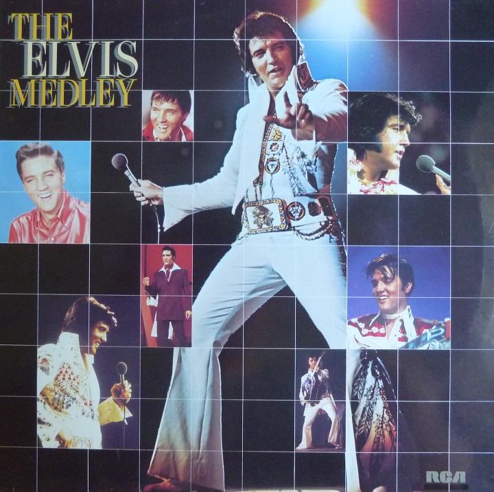 THE ELVIS MEDLEY Medleyfrontsgugt