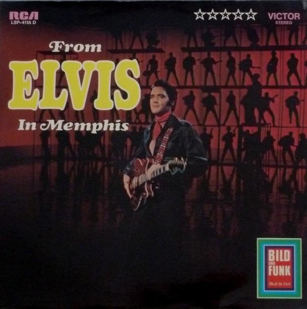 FROM ELVIS IN MEMPHIS Memphis69frontosticke1ffzi
