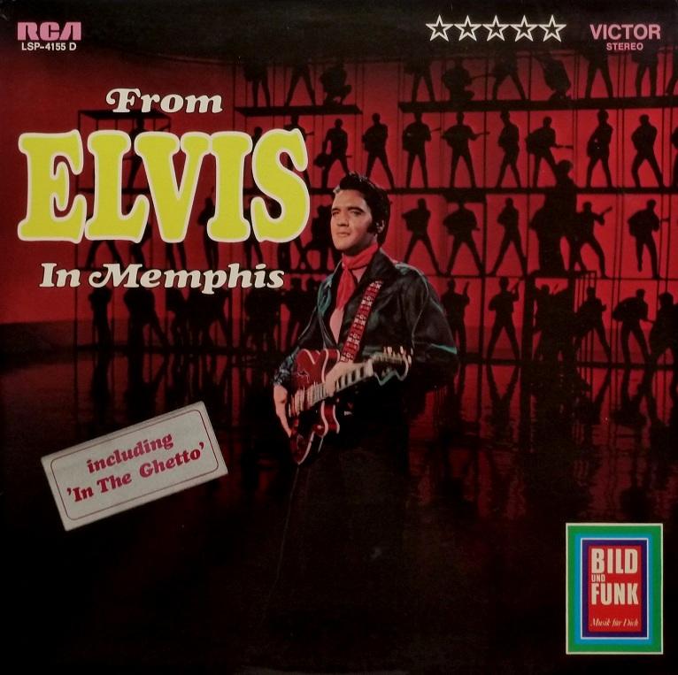 FROM ELVIS IN MEMPHIS Memphis69frontw7ur2