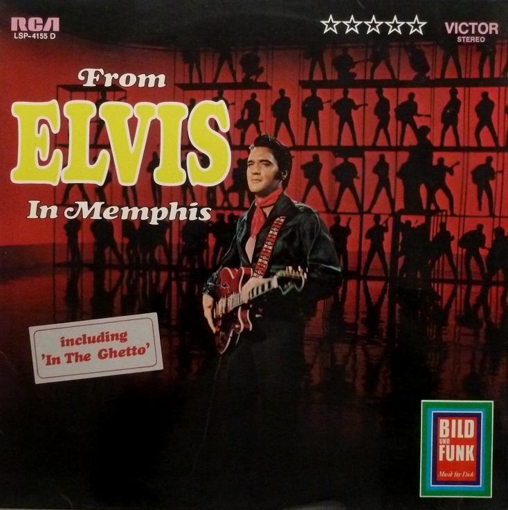 FROM ELVIS IN MEMPHIS Memphis70frontep7sl