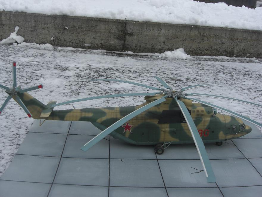 Mi-26 Mi-26009sj7u